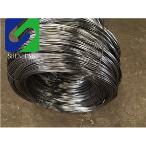 non galvanized steel wire