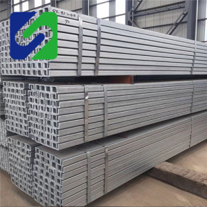 Hot Rolled mild steel structural u shaped metal channel steel sizes in mm with high quality