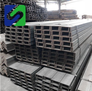 Hot Rolled U shape small steel channel from China Factory