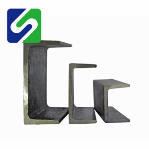 U Shaped Hot Rolled box Channel Steel/JIS Standard Hot Rolled Channel Steel, carbon mild structural steel u channel