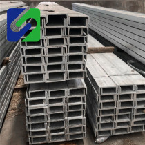 Japanese standard hot rolled construction material u channel