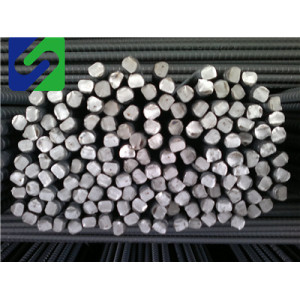 Steel iron bars