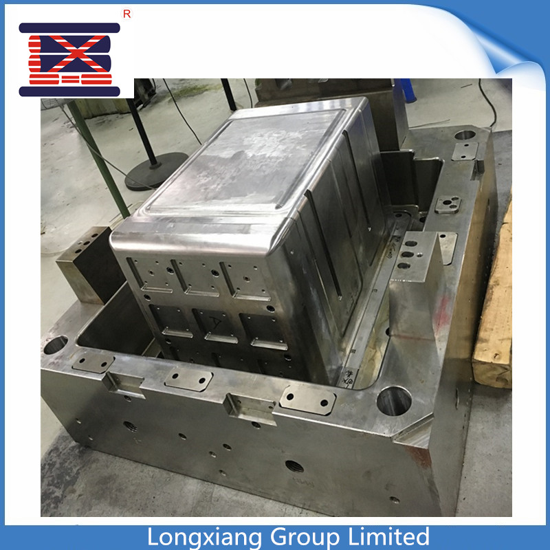 Longxiang OEM precise clothes dryer machine plastic injection mold
