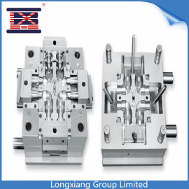 Longxiang Multi cavities mould with hot runner