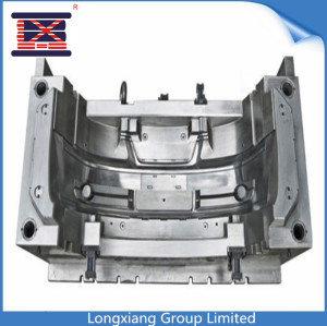 Longxiang plastic injection pipe moulding maker /plastic mould design/ pvc pipe mould die
