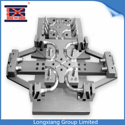 Longxiang plastic injection mould factory