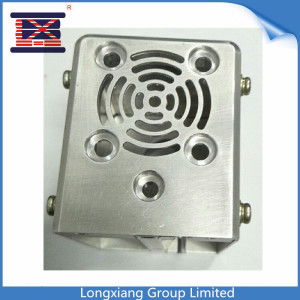 Longxiang small order cnc parts precision turning parts rapid aluminum prototype