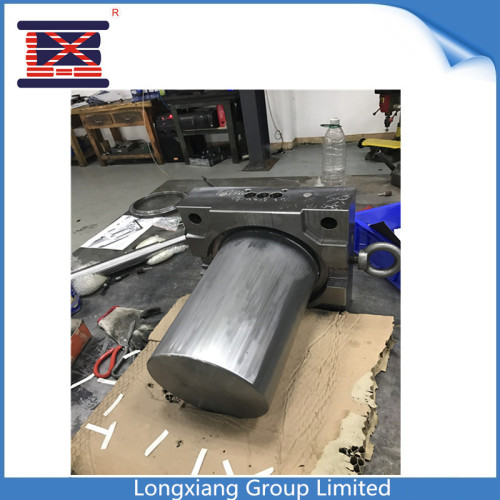 Longxiang company  Hot Runner System used injection mold