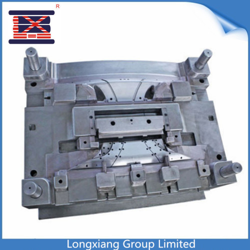 Longxiang injection plastic moulds/molding and ABS HDPE PP PVC plastic parts