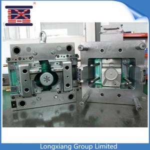 Longxiang Plastic Injection Molding Vendors  ASA/ABS/PVC/PP/PC Plastic Parts custom plastic injection mold
