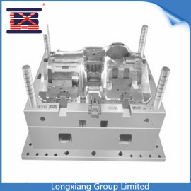 Longxiang Custom Part Injection Manufacturing New Household Plastic Products Office Chair Base Mould