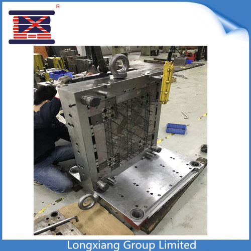 Longxiang China professional mould suppliers specialize in making Auto car/Auto plastic fitting toolings