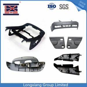 Longxiang very professional on making high quality auto spare parts toolings