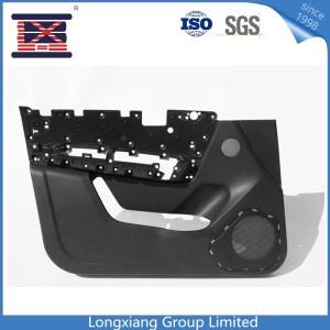 Longxiang Black plastic parts,high qulity for UK market,plastic injection moulding parts supplier