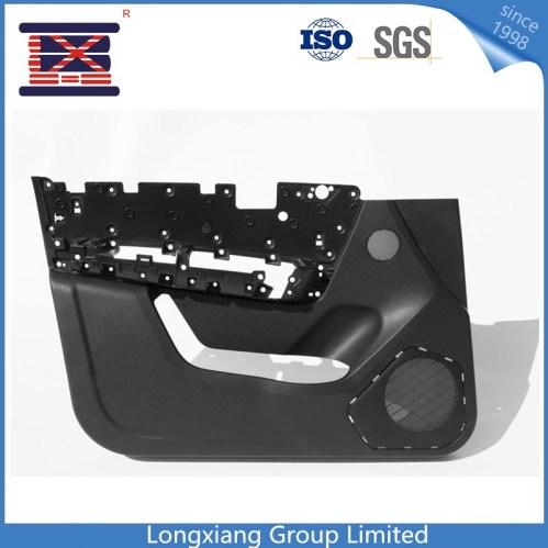 Longxiang Black plastic parts,high qulity for UK market,plastic