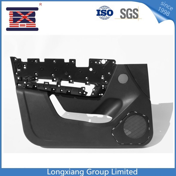 Longxiang Black plastic parts,high qulity for UK market,plastic injection moulding parts supplier