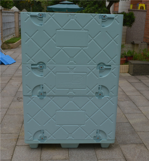 123coolbox for seafood transportation / vegetable or fruit transportation container