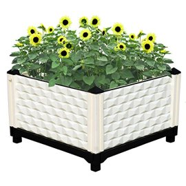 Home Garden Plant Growing Box Planter Garden Pots Box