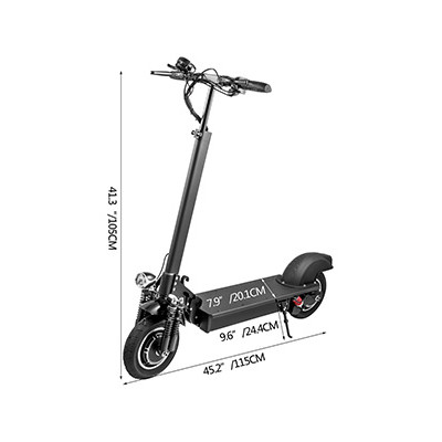 China Factory Wholesale Cheap Price GPS with APP control 350w motor two wheels alarm Adults foldable Electric Scooters for sale