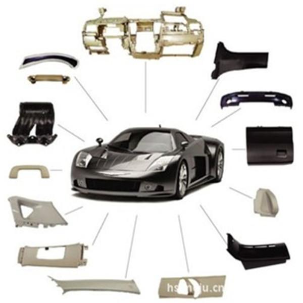 Moules en plastique fournisseurs moules pour l'industrie automobile