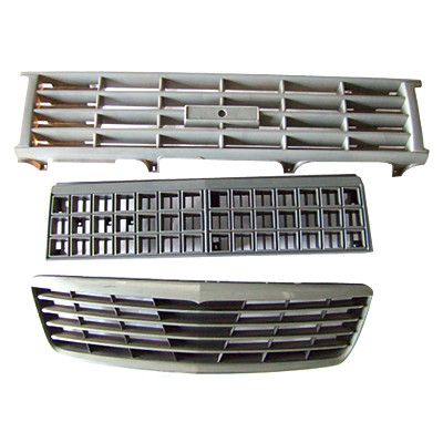 Pièces de rechange en plastique auto moulage fournisseurs de pièces d'automobile moules