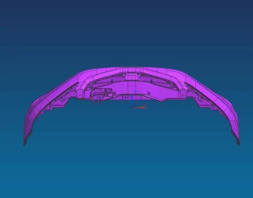 2018 Nouveau Bentley en plastique Auto pièces de rechange moules de voiture personnalisée