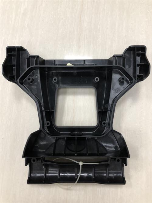 Piezas plásticas del moldeo a presión de plástico de la cáscara del equipo médico del OEM