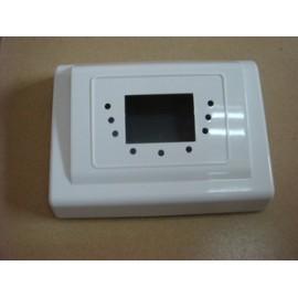 Custom plastic medical treating instrument meridian-therapeutic apparatus molds