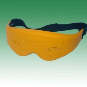 Aparato terapéutico de plástico personalizado para ojos mediante modulación por inyección