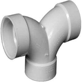 Соединение пластмассовой трубы