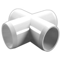 Factory directly sales quality assurance design and processing plastic injection reducer coupling