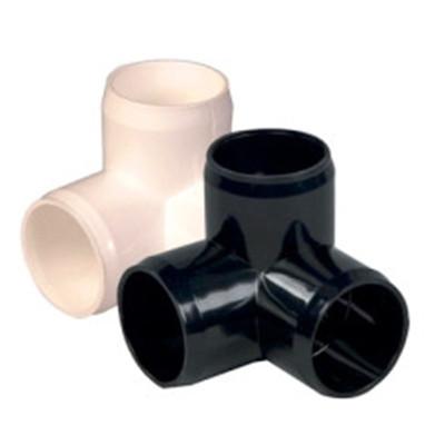Molde de montaje de tubería de plástico Prototipos de acoplamiento de reducción de PPRC Molde de inyección de plástico