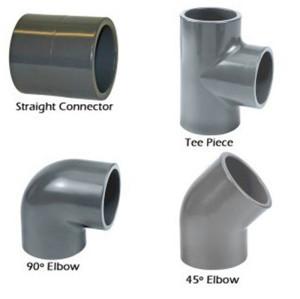 Connecteurs de tuyau de couplage rapide femelle en plastique mâle camlock de vente chaude