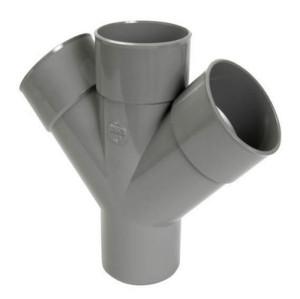 Manguera plástica del varón del hilo de rosca de PVC que forma la cópula femenina