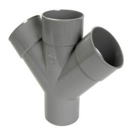 Kunststoff-Außengewinde PVC-Rohrfitting Form weibliche Copling