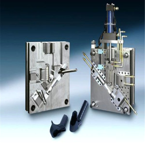 high quality precision injection plastic mould for daily supplies products