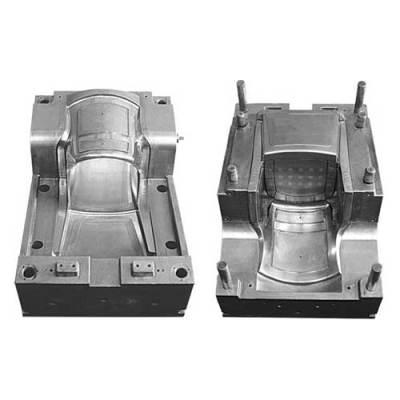 Protótipos plásticos da cadeira do molde da cadeira da injeção da fabricação do molde