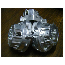 custom OEM aluminum machining rapid prototype machinery cnc metal milling service
