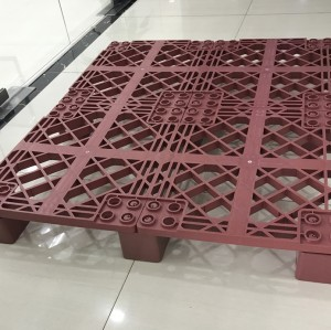 recycled disposable small plastic pallet
