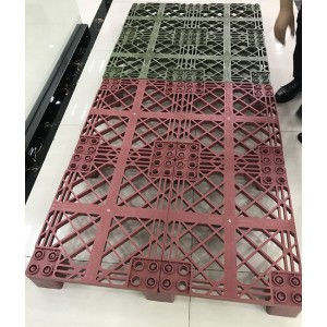 4 Way Entry HDPE Heavy Duty Reinforced Injection Manufacturer Plastic Pallet