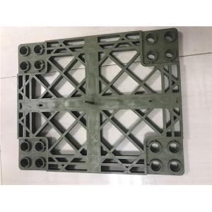 Experimentado almacén de fábrica Almacenamiento Heavy Duty plástico palet