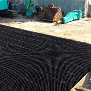 rejilla de pavimentación de rejilla de pavimentación de plástico para el hipódromo y estacionamiento