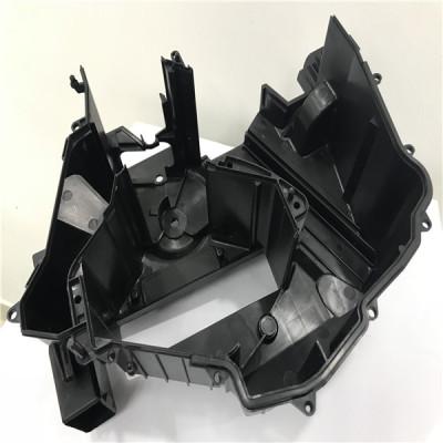 Moldeo por inyección plástico de las mercancías de la precisión de encargo para las piezas de la electrónica