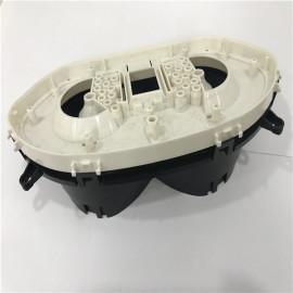 Вставляйте детали из высококачественной пластмассы хорошего качества без лимитированного литья под давлением MOQ