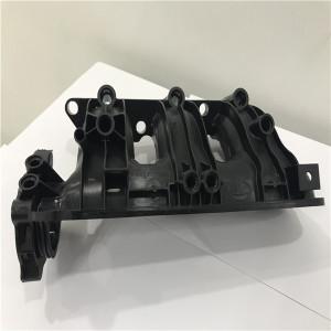 komplizierte Kunststoffspritzgussformen für Kunststoffformen
