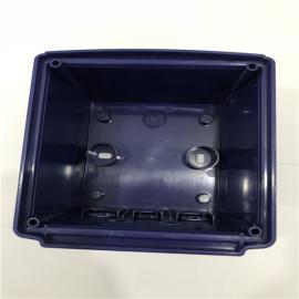 пластиковая инжекционная фабрика в китайском пластиковом ящике методом литья под давлением