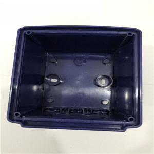 plastic injection factory in China plastic crate by injection molding