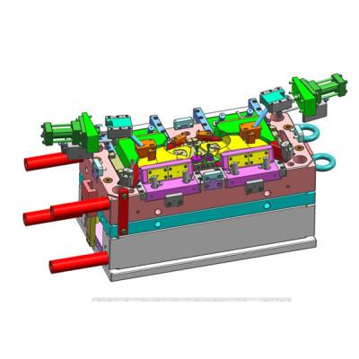 Moldes da construção da modelagem por injecção 3D ou do protótipo do molde fornecedores