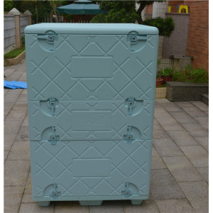 Coolbox for keeping the fruits vegetables fresh by far way delivery