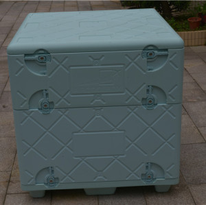 cooldbox for cold-chain transportation and refrigerated shipment